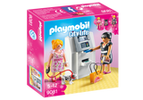 PLAYMOBIL City Life ATM Machine Set 9081