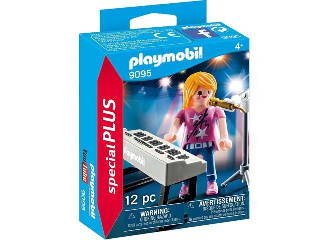 PLAYMOBIL Singer with Keyboard 9095