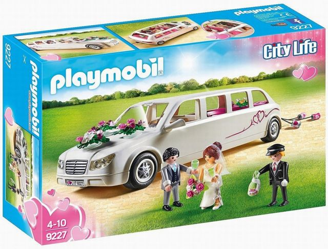 PLAYMOBIL City Life Wedding Limo 9227