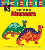 EC Fun Shapes Dinosaurs
