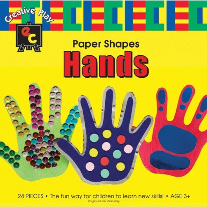 EC Fun Shapes Hand