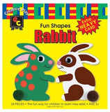 EC Fun Shapes Rabbit