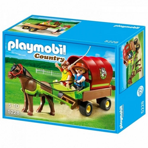 PLAYMOBIL – Country - Horse and Wagon 5228