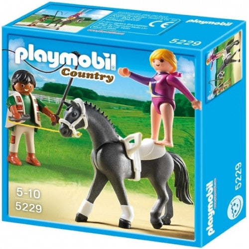PLAYMOBIL Country Equestrian Vaulting 5229