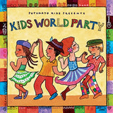 PUTUMAYO MUSIC Kids World Party CD