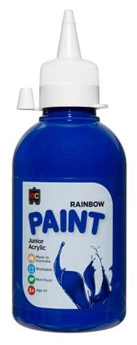 EC Rainbow Paint 250ml Blue