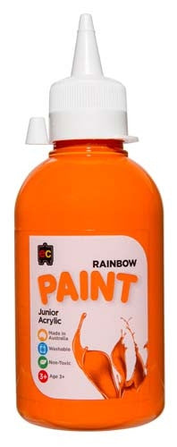 EC Rainbow Paint 250ml Orange
