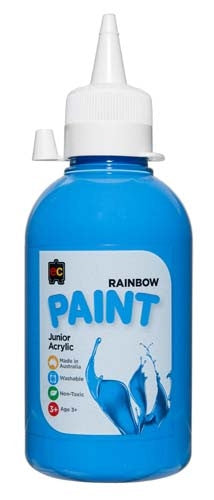 EC Rainbow Paint 250ml Sky Blue
