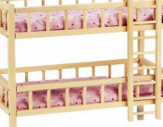 GOKI Dolls Bunk Beds