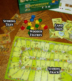 CARCASSONNE Hunters & Gatherers Edition
