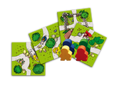CARCASSONNE: My First Carcassonne Board Game