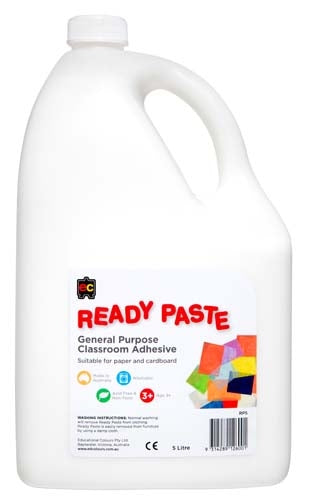 EC Glue - Ready Paste - 5 Litre