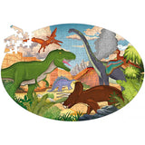 SASSI Travel, Learn and Explore - Dino Puzzle 205pc