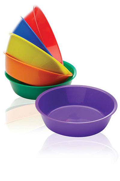 Bowls Sponge and sorting 150mm  - Set of 6