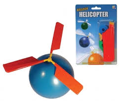 KEYCRAFT - Helicopter Balloon