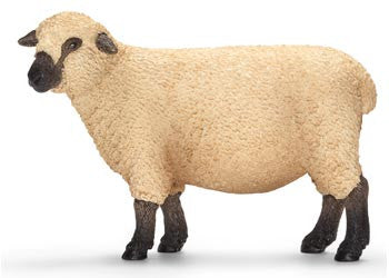SCHLEICH Sheep Shropshire - 13681