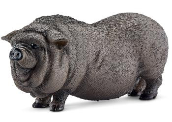 SCHLEICH Pot-Bellied Pig - 13747