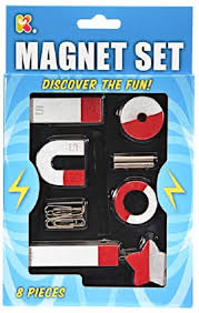 KEYCRAFT - Magnet Set -  8 pc