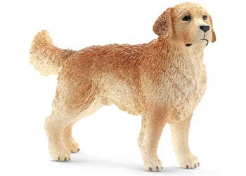 SCHLEICH Golden Retriever Male - 16394