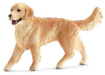 SCHLEICH Golden Retriever Female