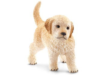 SCHLEICH Golden Retriever Puppy - 16396