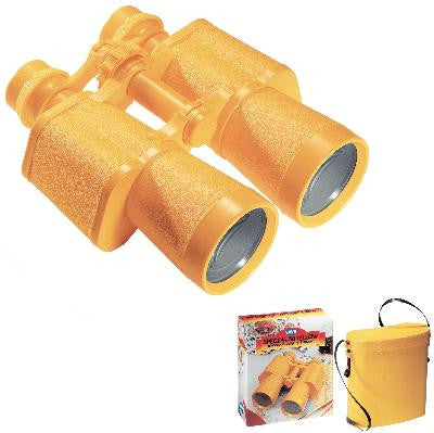 NAVIR Binoculars Yellow 50 with case