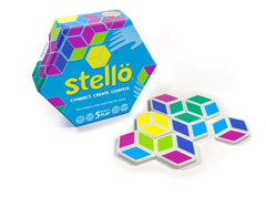 Stellö - Tile Laying Game