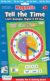 FIESTA CRAFTS Magnetic Chart - Tell the Time