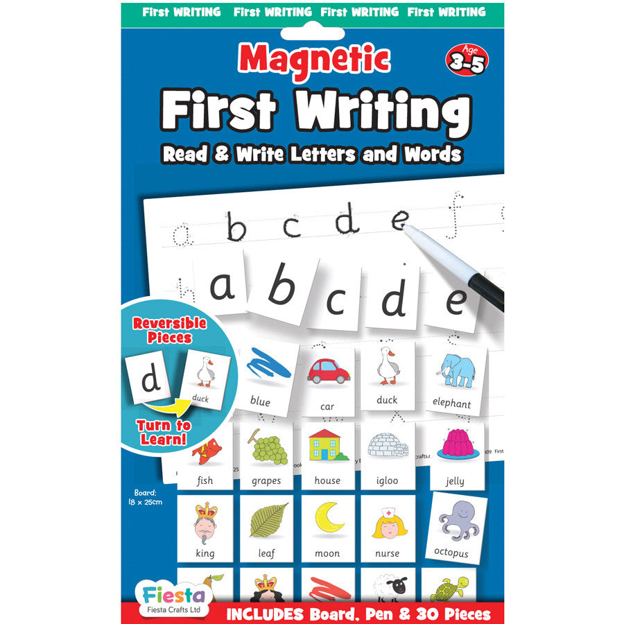 FIESTA CRAFT Magnetic Chart - First Writing