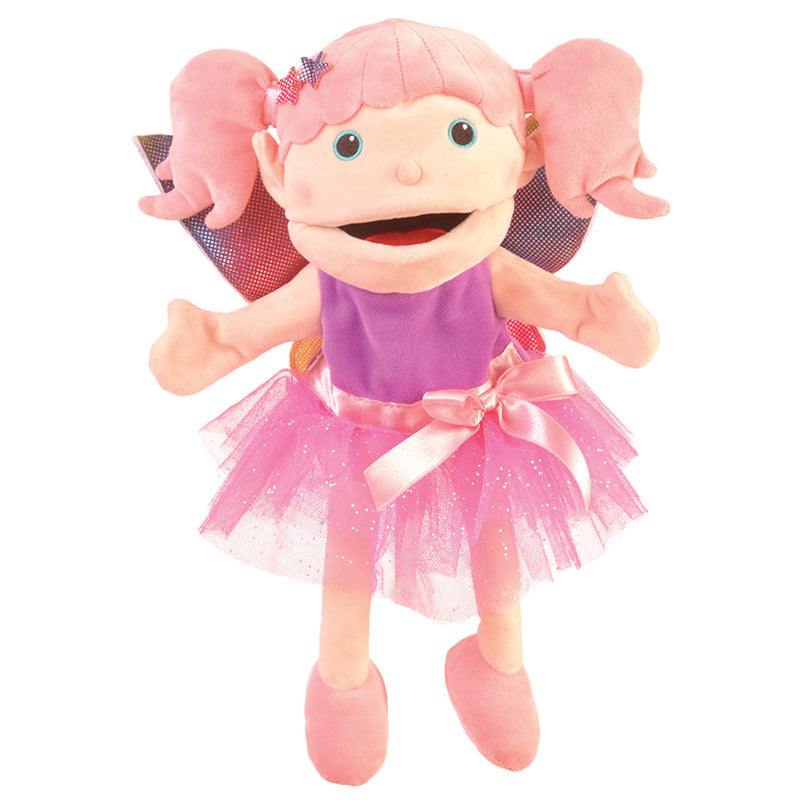 FIESTA CRAFTS Hand Puppet Fairy