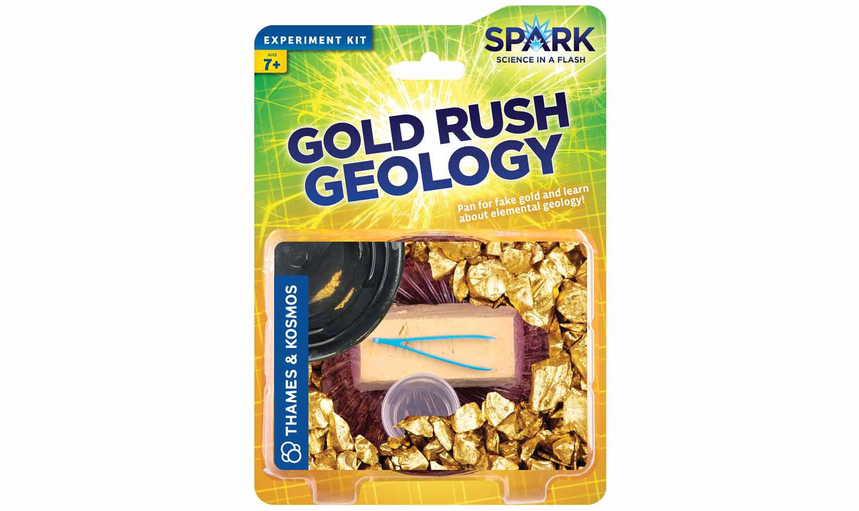 THAMES AND KOSMOS Gold Rush Geology