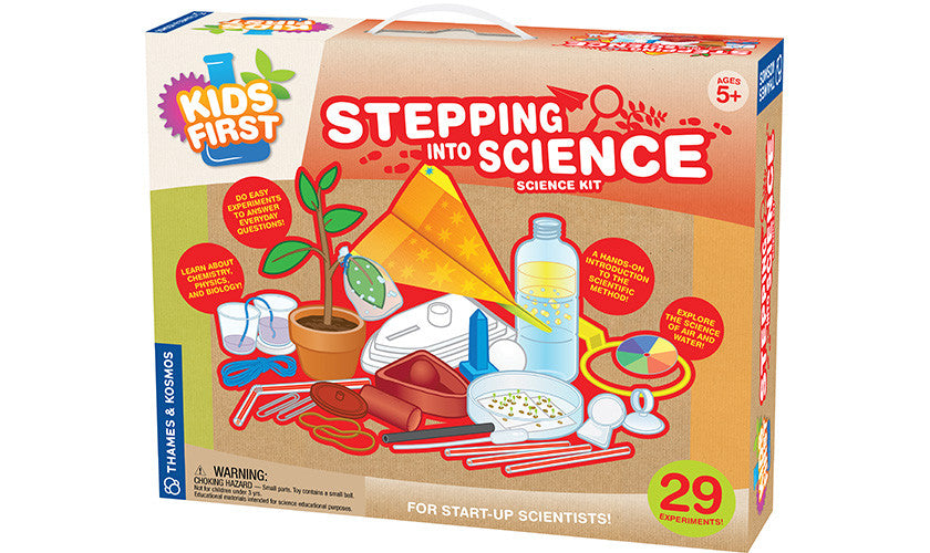THAMES AND KOSMOS Kids First - Stepping into Science