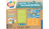 THAMES AND KOSMOS Kids First Intro to Engineering