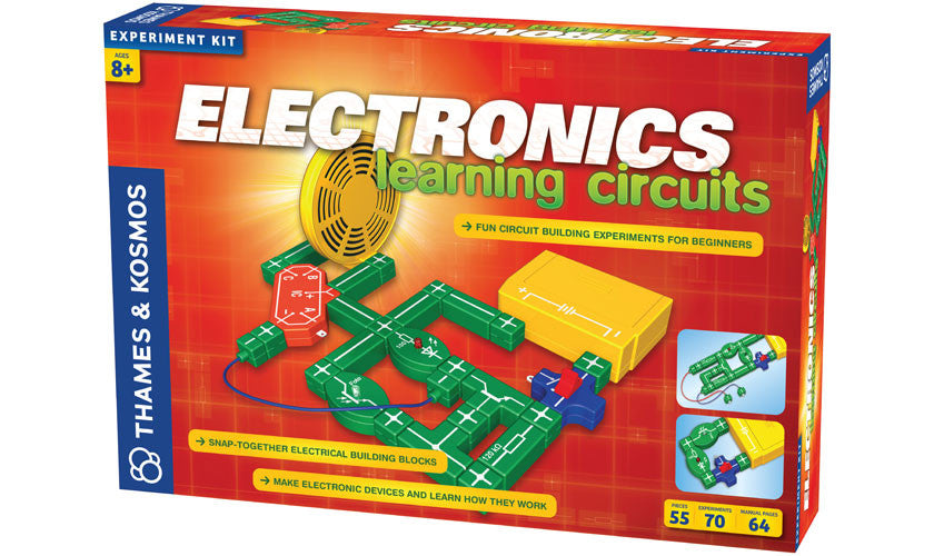 THAMES AND KOSMOS ELECTRONICS: Learning Circuits Set