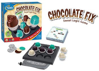 ThinkFun Chocolate Fix Game