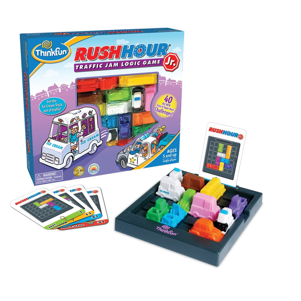 ThinkFun Junior Rush Hour® Game