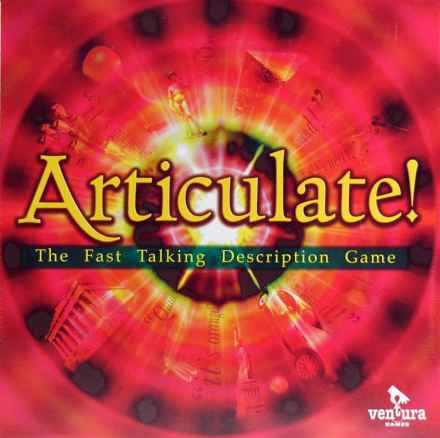 VENTURA GAMES Articulate