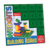 WEDGITS Buillding Set - Green Base  - 1pc