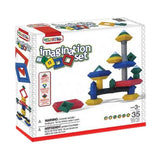 WEDGITS Buillding Set Imagination 35pc
