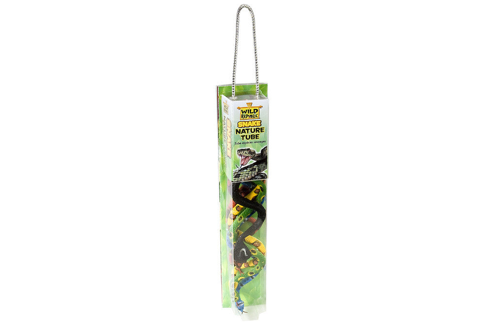 WILD REPUBLIC Nature Tube Snakes
