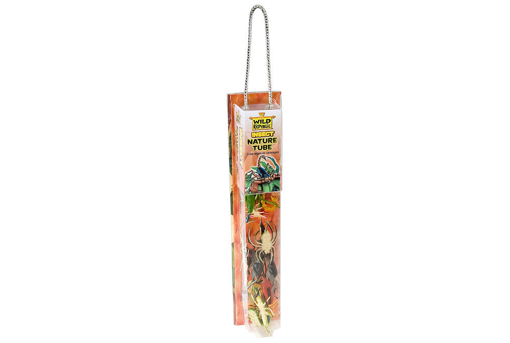 WILD REPUBLIC Nature Tube Insects