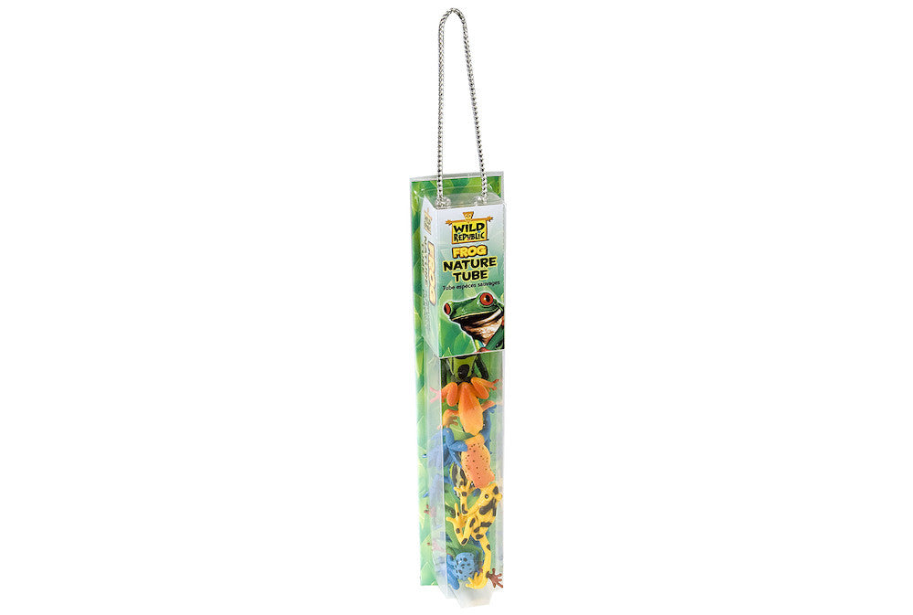 WILD REPUBLIC Nature Tube Frogs