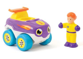 WOW Toys Mini WOW Izzy the Racecar