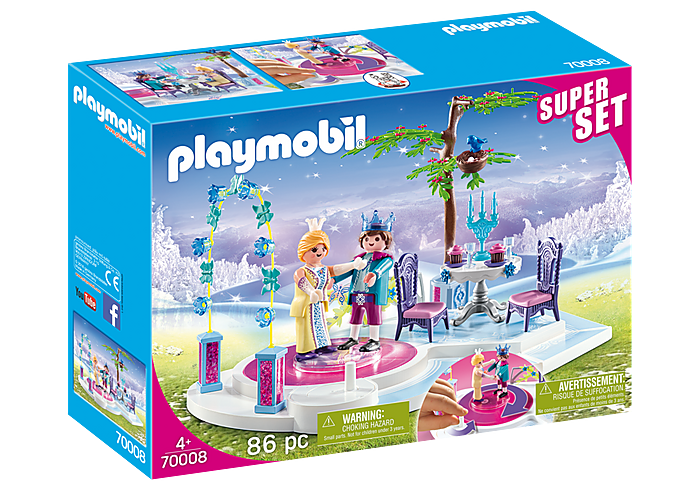 PLAYMOBIL PRINCESS - SuperSet Royal Ball - 70008