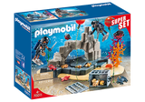 PLAYMOBIL SuperSet - Tactical Dive Unit - 70011