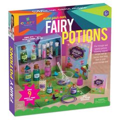 Ann Williams Fairy Potions
