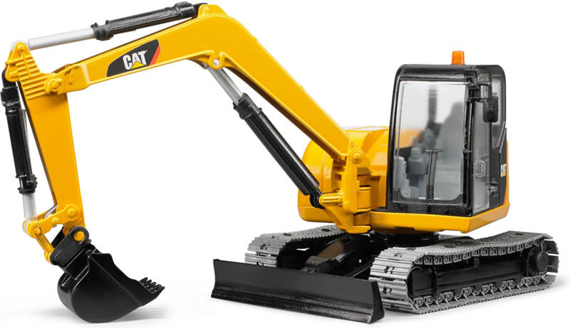 BRUDER - CAT Mini Excavator 2456