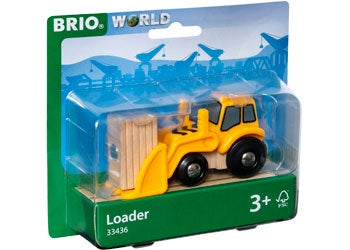 BRIO - Vehicle - Loader 2 pieces - 33436