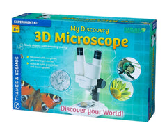 Thames & Kosmos My Discovery 3D Microscope