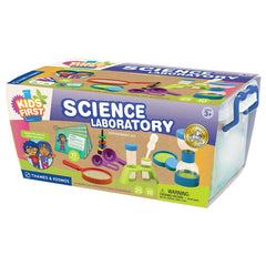 THAMES & KOSMOS - Kids First Science - Science Laboratory